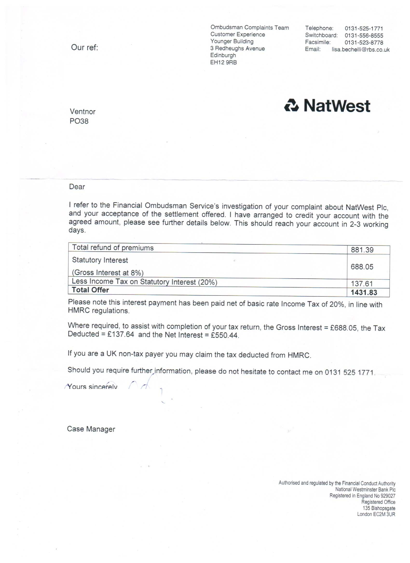 Packaged bank accounts fee charging current accounts jmp click for larger image natwest pba refund expocarfo